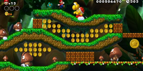 New Super Mario Bros U: Impresiones E3 2012