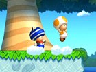 New Super Mario Bros U - Gameplay: Partida Turbo
