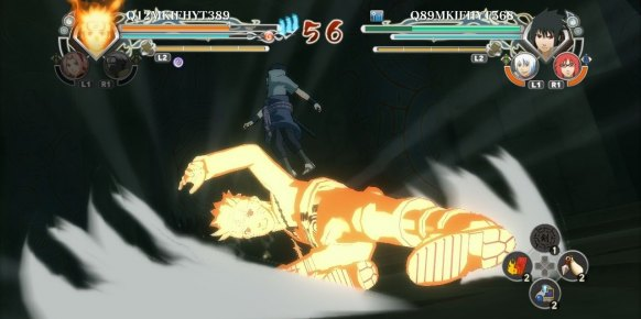 Naruto Ninja Storm Generations (PlayStation 3)