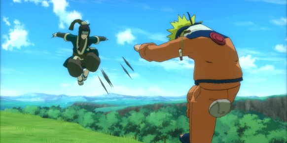 Naruto Ninja Storm Generations (Xbox 360)