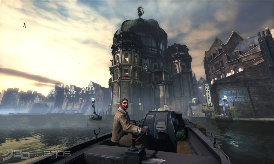 Dishonored - Impresiones exclusivas