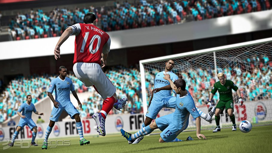 FIFA 13 - Imaginando