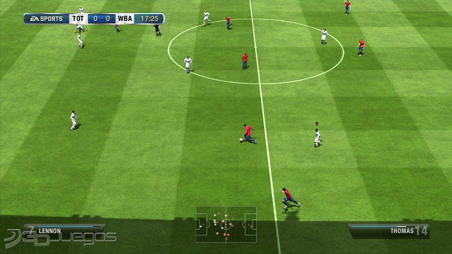 Imagenes FIFA 13 PS3 Descargar