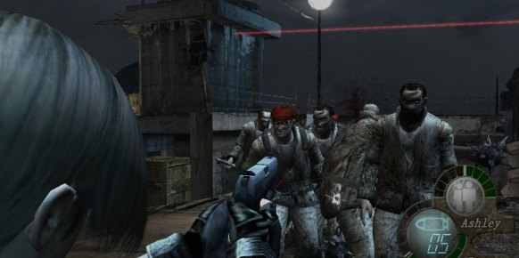 Resident Evil 4 HD (Xbox 360)