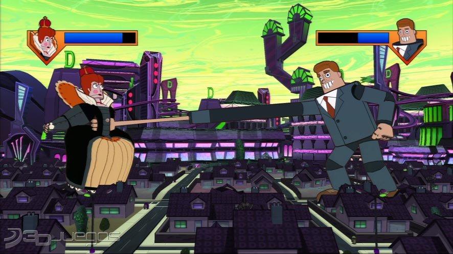 Phineas y Ferb: A Través de la Segunda Dimensión  (Espanol) (Juegos 2014)