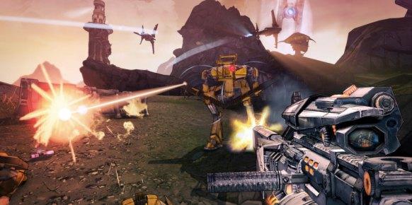 Borderlands 2: Impresiones E3 2012