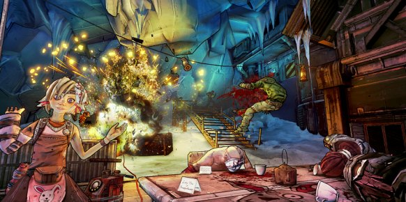 Borderlands 2: Impresiones jugables
