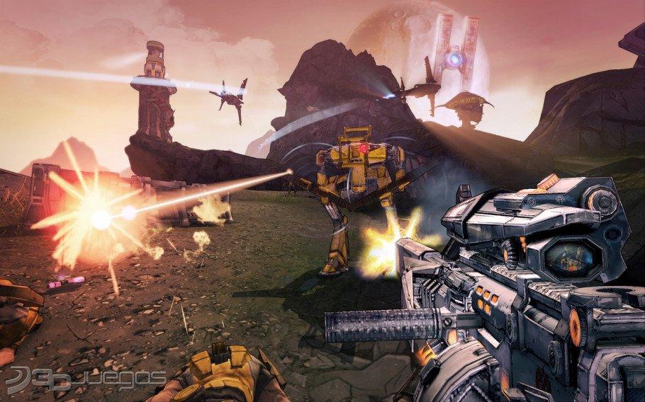 Borderlands 2 - Impresiones E3 2012