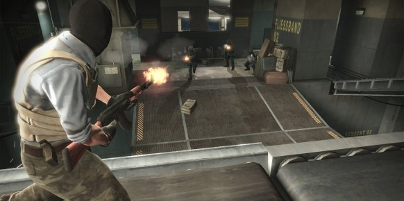 Counter-Strike Global Offensive (PlayStation 3)