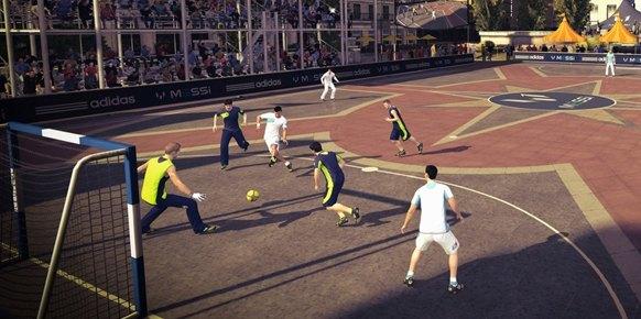 FIFA Street análisis