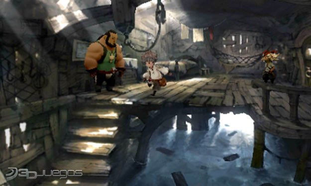 Bravely Default - Primer contacto