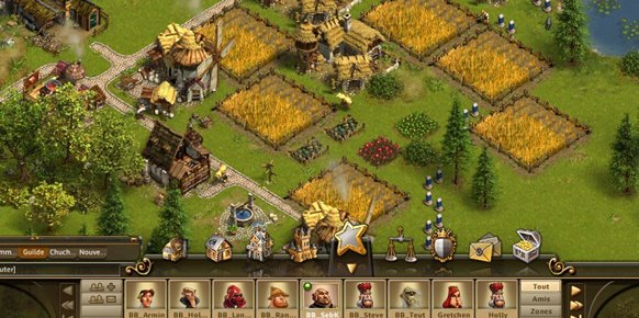 The Settlers Online (Web)