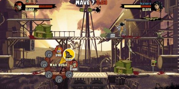 Shank 2 (Xbox 360)
