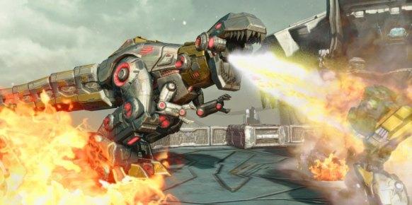 Transformers La Caída de Cybertron