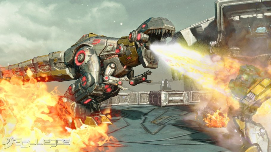 Transformers La Caída de Cybertron - An�lisis