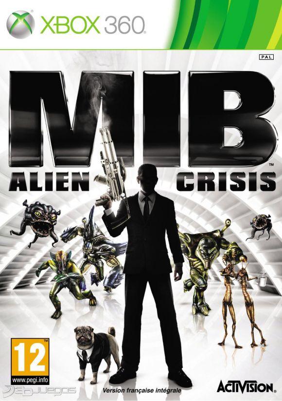 Carátula de Men in Black: Alien Crisis