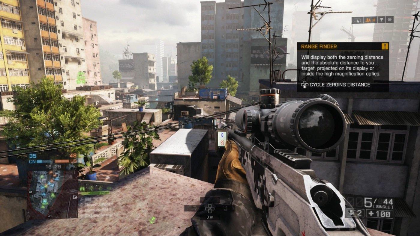 Battlefield 4 zona