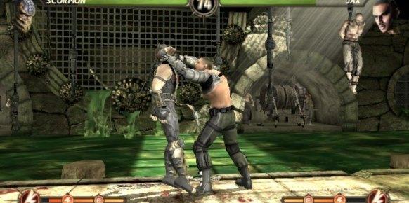 Mortal Kombat an�lisis