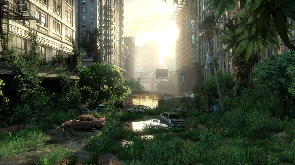 The Last of Us - Imaginando