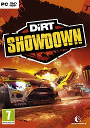 Car�tula oficial de DiRT Showdown PC