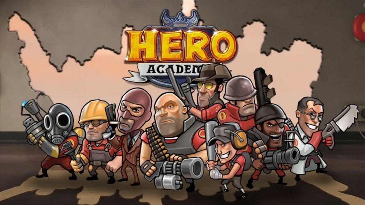 5. Hero Academy.