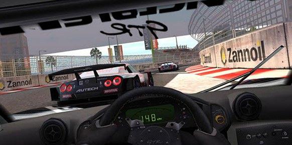 Real Racing 2 an�lisis