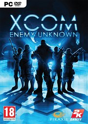 Car�tula oficial de XCOM: Enemy Unknown PC