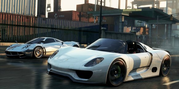 Need for Speed Most Wanted: Impresiones jugables