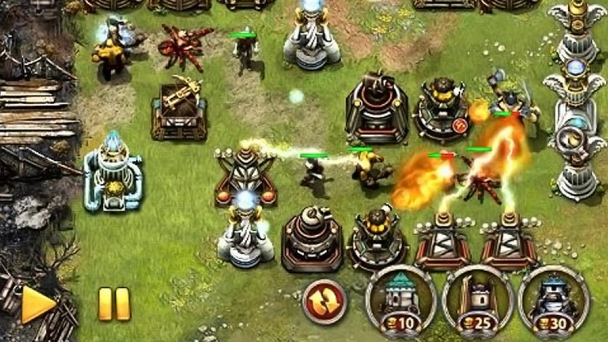 Лучшие Tower Defence Android - basesoftyofghou