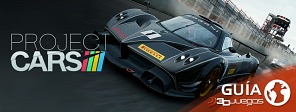 Gu�a de Project Cars