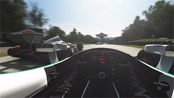 Video Project Cars, Avance en Oculus Rift