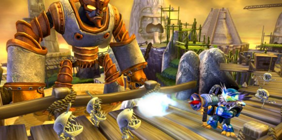 Skylanders Giants an�lisis