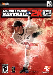 Car�tula oficial de Major League Baseball 2K12 PC