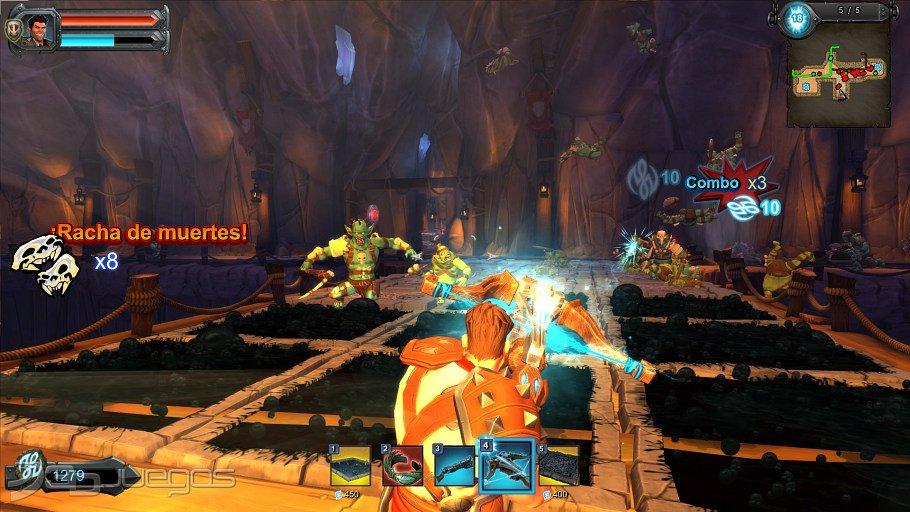 Orcs Must Die! 2 - An�lisis