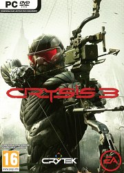 Car�tula oficial de Crysis 3 PC