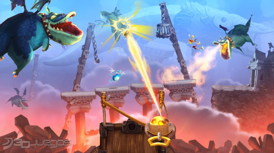 Rayman Legends - Impresiones E3 2012