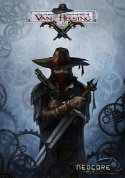 Car�tula oficial de Adventures of Van Helsing PC