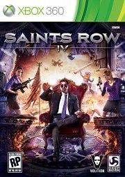 Saint's Row 4 Xbox 360