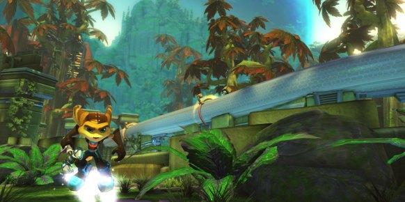 Ratchet & Clank QForce (PlayStation 3)