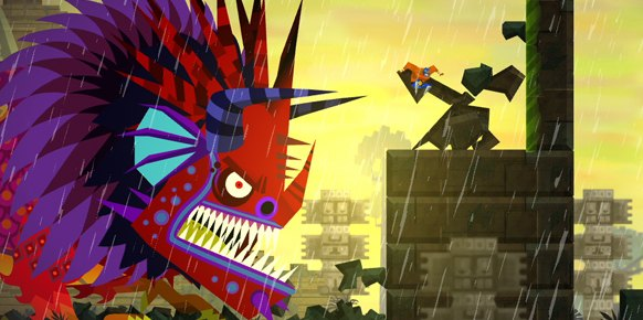 Guacamelee! (PlayStation 3)