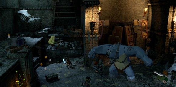 LEGO El Señor de los Anillos (Xbox 360)