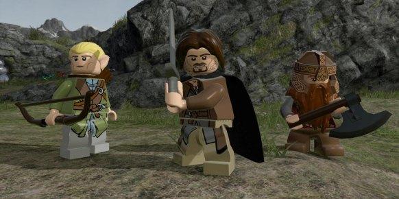 LEGO El Se�or de los Anillos: Impresiones