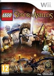 LEGO El Señor de los Anillos Wii