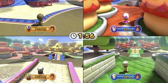 Nintendo Land - An�lisis