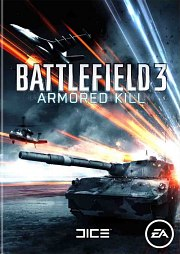 Car�tula oficial de Battlefield 3: Armored Kill PC