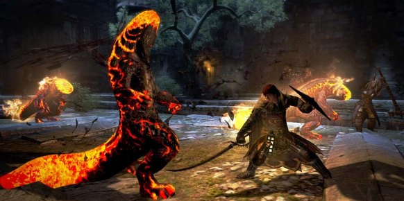 Dragon's Dogma Dark Arisen an�lisis