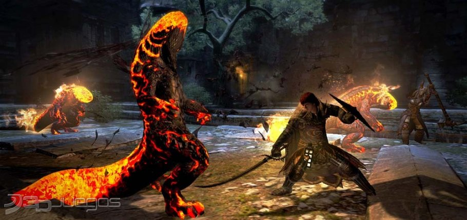 Dragon's Dogma Dark Arisen - An�lisis