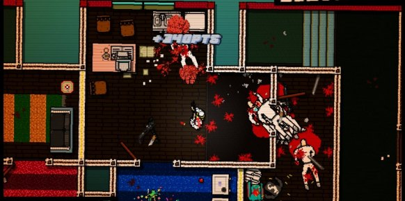Hotline Miami an�lisis
