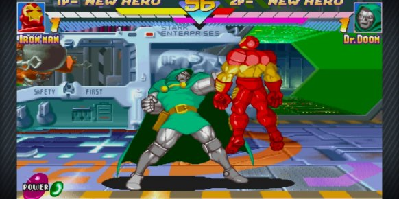 Marvel vs. Capcom Origins X360