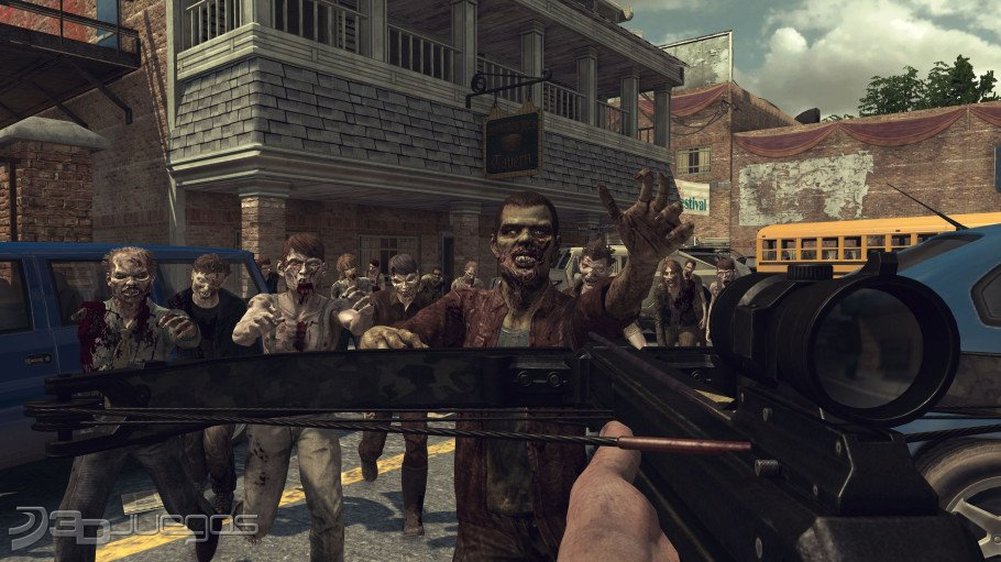 The Walking Dead Survival Instinct - An�lisis